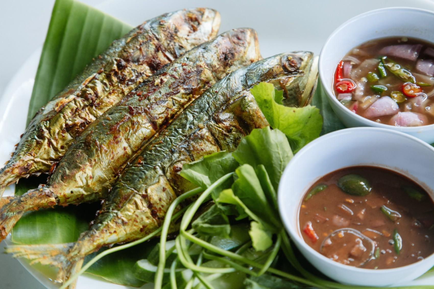 jalan jalan cari makan  picks Resepi Ikan Bakar Berempah Terengganu Enak dan Mudah